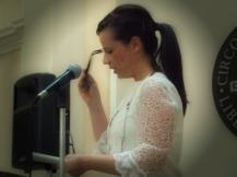 Elena reading 1