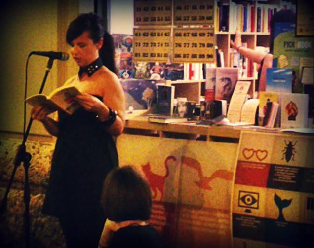 elena torresani notte libri milano