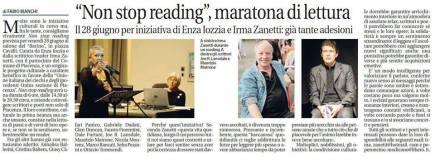 non-stop reading