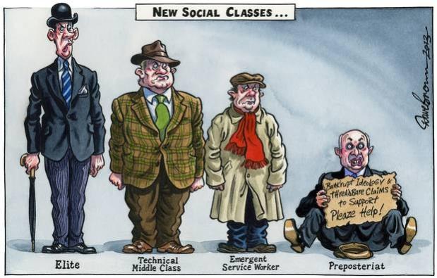La lotta di classe capovolta: oggi i ricchi fanno la guerra aipoveri
