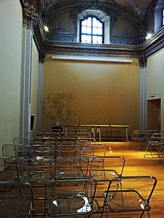 Sala Granata, Biblioteca Laudense, Lodi