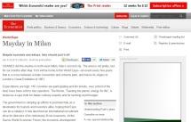 Milan expo 2