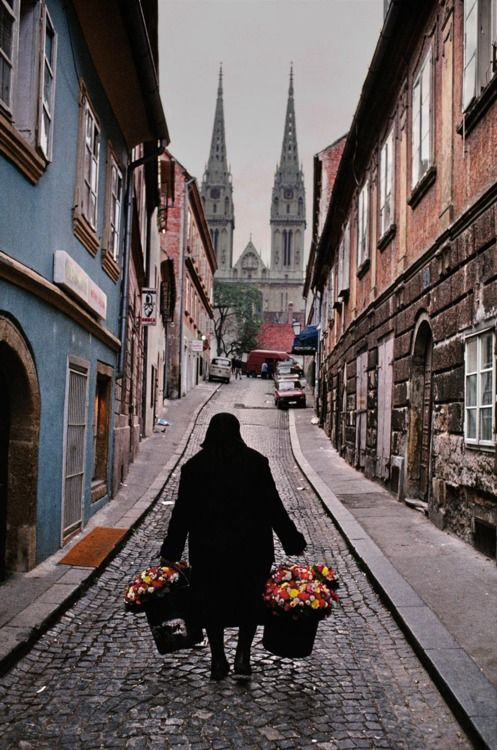 Zagreb, Croatia  | by © Steve McCurry
